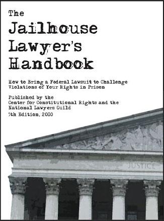 Jailhouse Lawyers Handbook